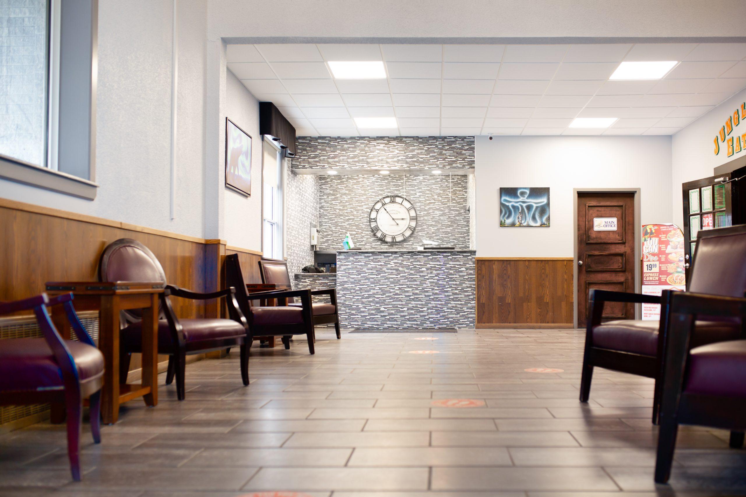 Hotel North Two - Lobby
